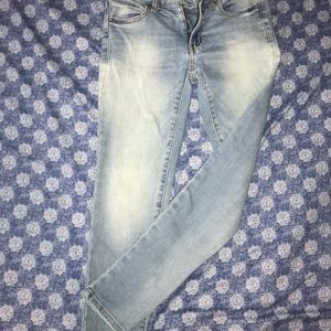 American eagle size 0 skinny jeans